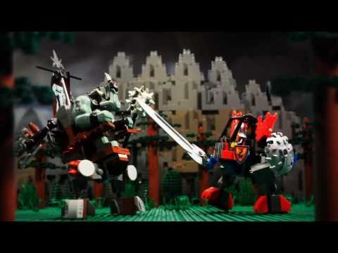 The Most Hardcore Metal Lego Video I've Ever Seen