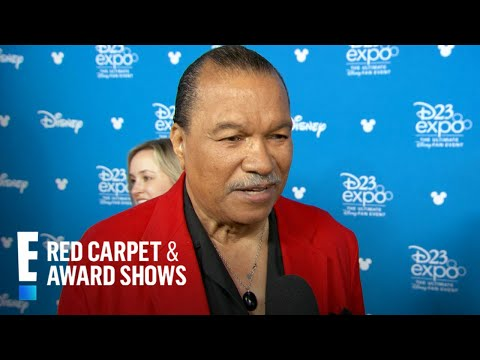 "Billy Dee Williams Talks Reprising Lando Role in ""Rise of Skywalker"" 
