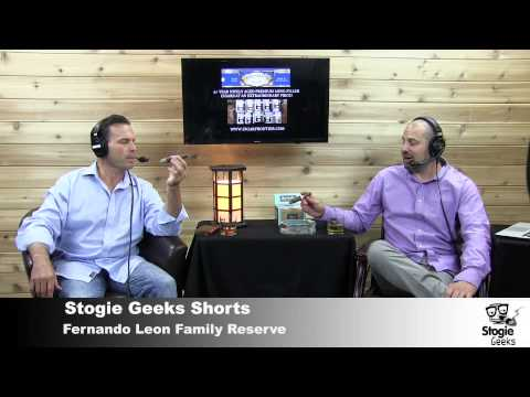 Stogie Geeks Shorts – Fernando Leon Private Reserve