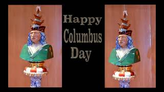 """🌎  💠 Artwork in Honor Of Christopher Columbus; October 12th commemorates """"The Day of Discovery""""!🌎"""