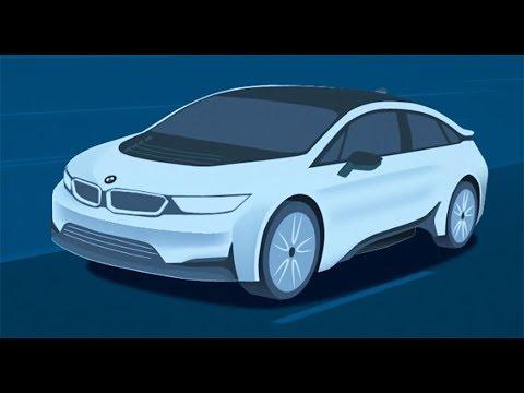 """BMW filtra el nuevo sedán """"i"""""""