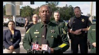 Orlando Police Hold Press Conference On Search For Markeith Loyd