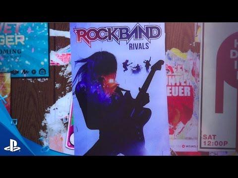Rock Band 4 + Rock Band Rivals
