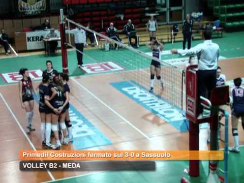 Preview video  MBTV TG Sport  del 26/02/2013 ANDERLINI vs PRIMEDIL