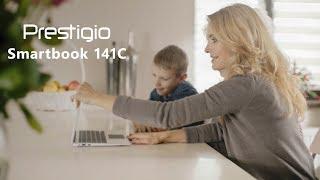 Ноутбук PRESTIGIO SmartBook 141C от компании F-Mart - видео