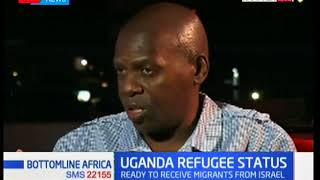 BottomLine Africa: Uganda refugee status