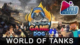 Игровые рабы играют WOT | GameDog