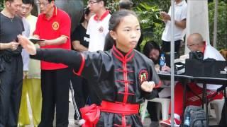 2016-03-06 Kung Fu, Kowloon Park, Hong Kong