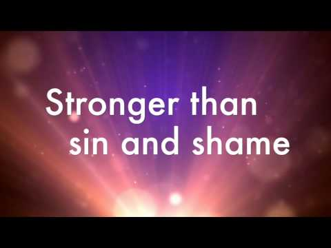 Chasing Me Down - Covered Alive in Asia /Israel & The New Breed w Tye Tribbett Lyric Video