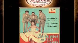 Luisa Linares y Los Galindos -- Algo Se Me Va (VintageMusic.es)