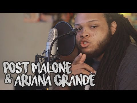 Post Malone & Ariana Grande ~ thank u, next & Better Now (Kid Travis Cover)