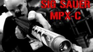 Sig Sauer MPX-C