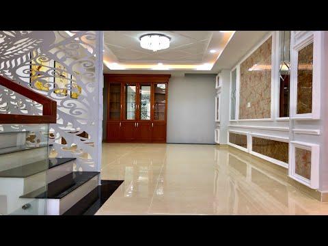 Nhà bán gò vấp| bán nhà 4.2 x 20m thiết kế lững 3 lầu sao mà đẹp và thoáng thế| sát mặt tiền