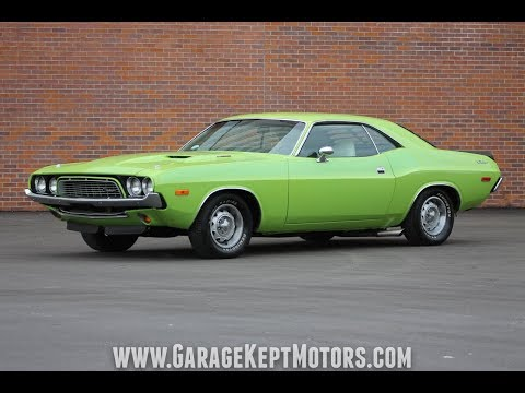 Video of '73 Challenger - MZDV