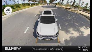 Trải Nghiệm Siêu Phẩm Camera 360 Elliview Trên Ford Tourneo | Ô TÔ NGỌC HÀ