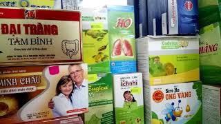 Аптека Nguyễn Hue. Без русского языка. Без аннотаций. Аптека с лекарствами.