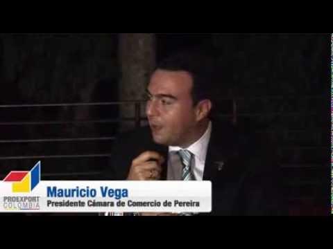 Cámara de Comercio, Zona Franca e Invest in Pereira exaltaron la labor de la Presidenta de Proexport