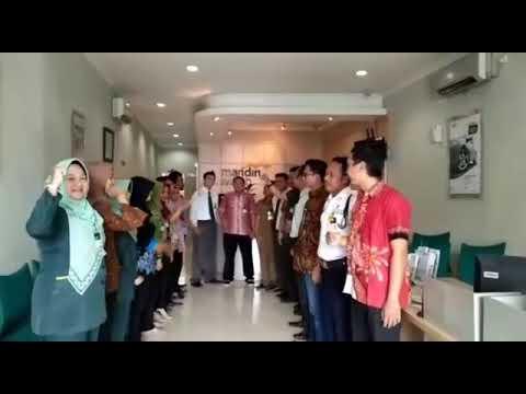 Semangat Pagi Bank Syariah Mandiri