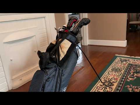 TaylorMade Lifestyle Flextech 2018 Golf Bag Review