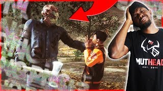 THAT EXTREME PING ADVANTAGE! - Friday The 13th Gameplay Ep.33