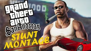 Video Preview GTA SAN ANDREAS STUNT MONTAGE !!!