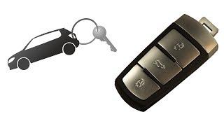 So reparieren Sie den VW PASSAT-Schlüssel. SCHNELL und GÜNSTIG.