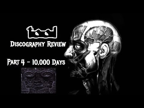 Tool - 10,000 DAYS Album Review