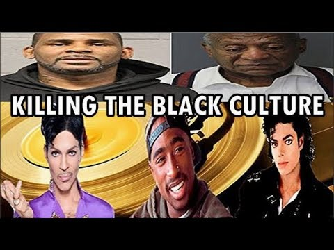 R Kelly will be Sacrificed, Michael Jackson resurfaces, The Rituals of Prince, Bill & Tupac!
