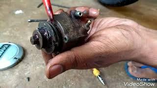 Yamaha Rx 100,135,rd 350 Oil Pump Repair