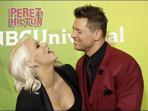 ICYMI Maryse & The Miz Are Getting Their Own Total Divas Spinoff — With An ADORABLE