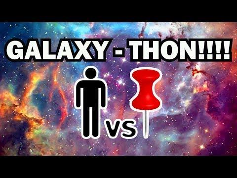 Video DIY Galaxy-Thon - Man Vs. Pin - Pinterest Uji # 48