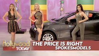 Behind The Scenes Exclusive With The Models Of 'The Price Is Right'