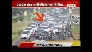Mumbai's Worst Road Accident Caught on CCTV | Please Drive Safely