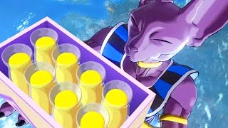 BEERUS FINALLY GETS PUDDING - Dragon Ball Xenoverse 2 - Xbox One Gameplay Part 27 | Pungence