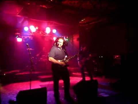 "Dann Howard from MediSin Wheel shreds on - ""New York Minute"" at Uli's Haus Of Rock."