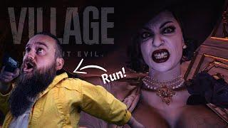 Castle Dimitrescu - first sister down - Resident Evil Village - ep 3