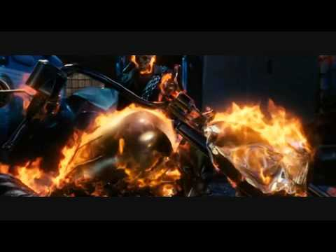 Ghost Rider - Monster (Skillet) - 2013