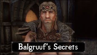 Skyrim: Top 5 Jarl Balgruuf Secrets You (Probably) Never Knew in The Elder Scrolls 5: Skyrim