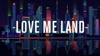 Zara Larsson - Love Me Land (Lyrics)