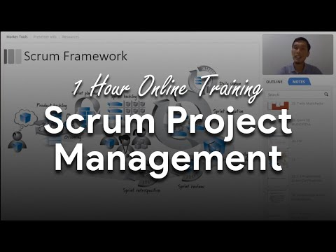 1 Hour Online Training: Scrum Project Management - YouTube