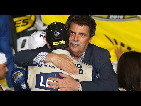 An ode to Jimmie Johnson and Chad Knaus, narrated by Mike Helton