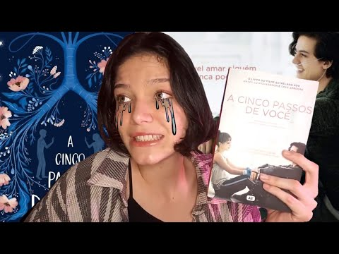 A CINCO PASSOS DE VOCÊ e A CINCO CHOROS DE AMOR | no spoilers só choro