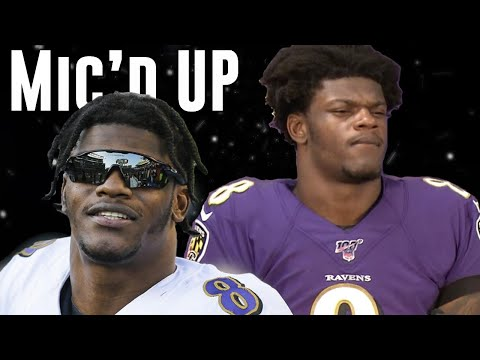 Lamar Mic'd Up!