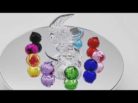 Декоративные Цветные Хрустальные Подвески Шар Бренд : #hbl