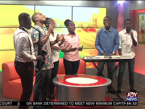 Crafted Nation - AM Show on JoyNews (2-4-18)