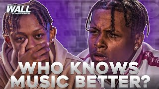 KS LDN & RONZO TAKE ON THE MUSIC CHALLENGE!! 🎵 😤 Friendship Test S1 EP 2