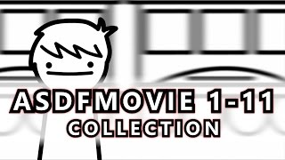 asdfmovie 1-11 (Complete Collection) 4k HD - asdf movie 1 to 11 all asdf movies asf