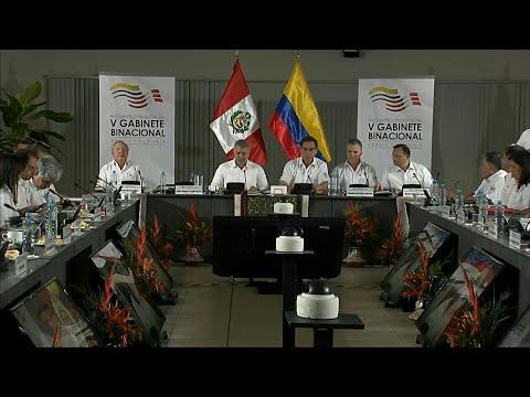 العرب اليوم - شاهد: البيرو وكولومبيا تقترحان عقد قمة إقليمية طارئة بشأن حرائق الأمازون