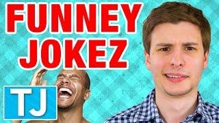 FUNNEY JOKEZ - Reading your comments