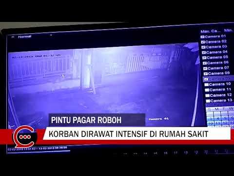 Personel Satpol PP Tertimpa Pintu Pagar Rumah Wabup Bengkalis Meninggal Dunia